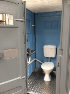 Luxury Portaloo