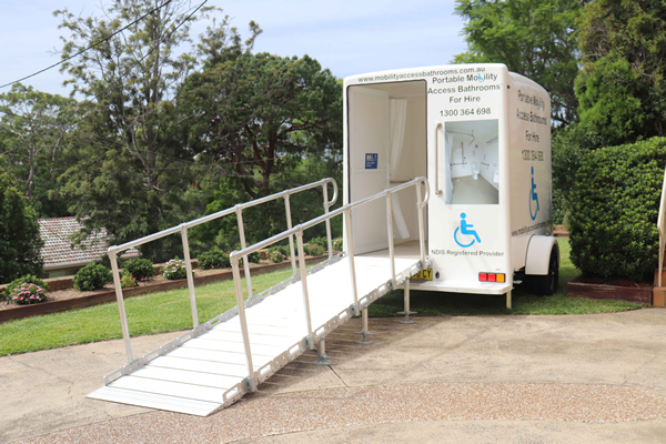 Disabled Bathrooms for Hire in Sydney